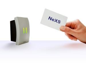 NeXS : le badge Haute sécurité Nedap